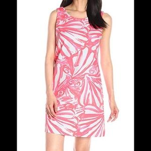 Lilly Pulitzer sleeveless Callie Dress-Sz XS. EUC!